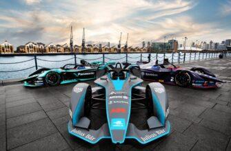 Состоится первая ночная гонка Formula-E
