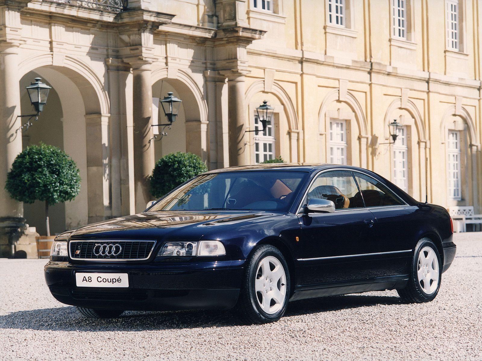 Audi отзывает 500 двадцатилетних автомобилей в России