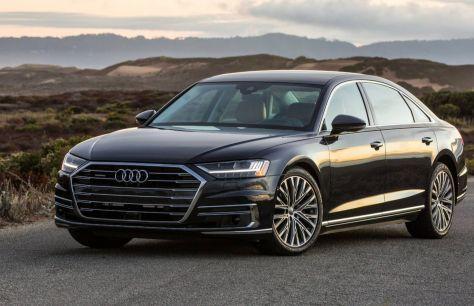 В открытой базе данных Росстандарта появилось Одобрение типа транспортного средства на обновленную бронированную Audi A8L в кузове D5