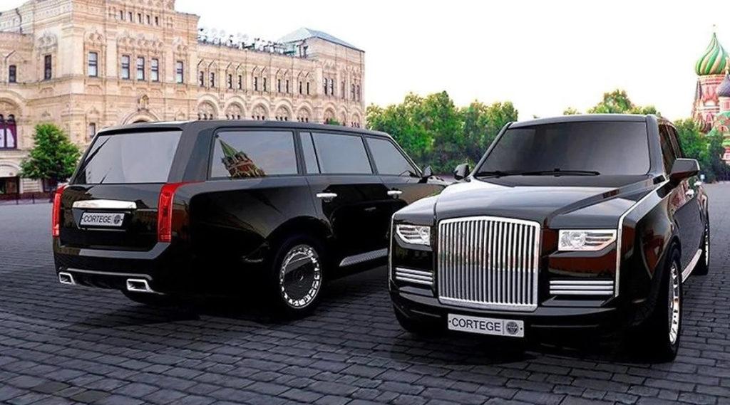 Первым автомобилем марки Aurus, который станет доступен для частных покупателей, станет модель Senat