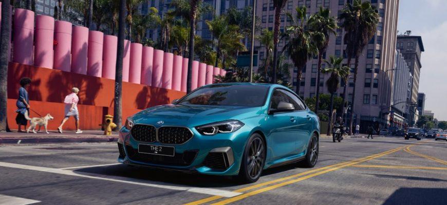 В России стартовали продажи самой доступной BMW