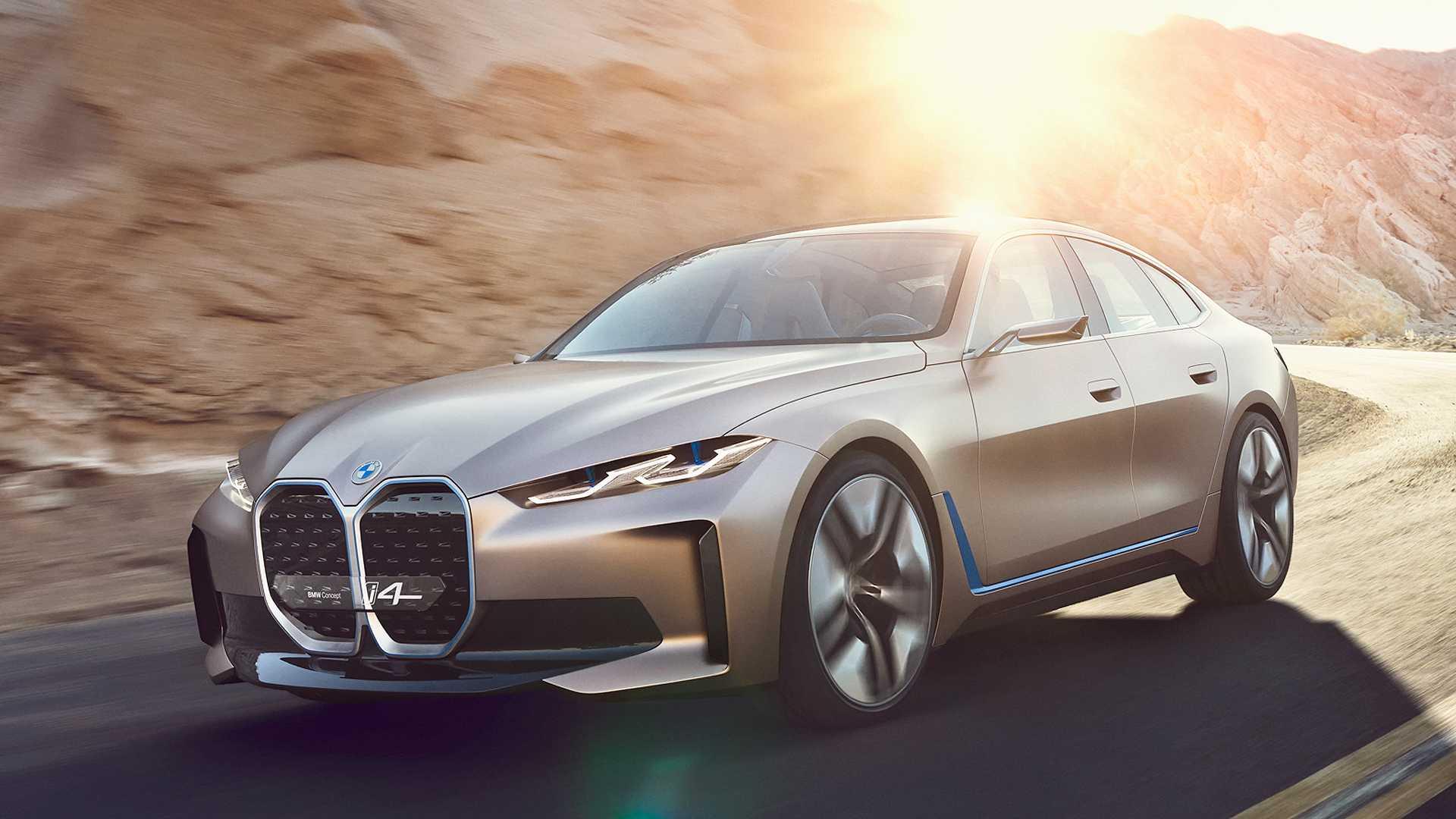 Пандемия не помешала росту продаж электрокаров BMW
