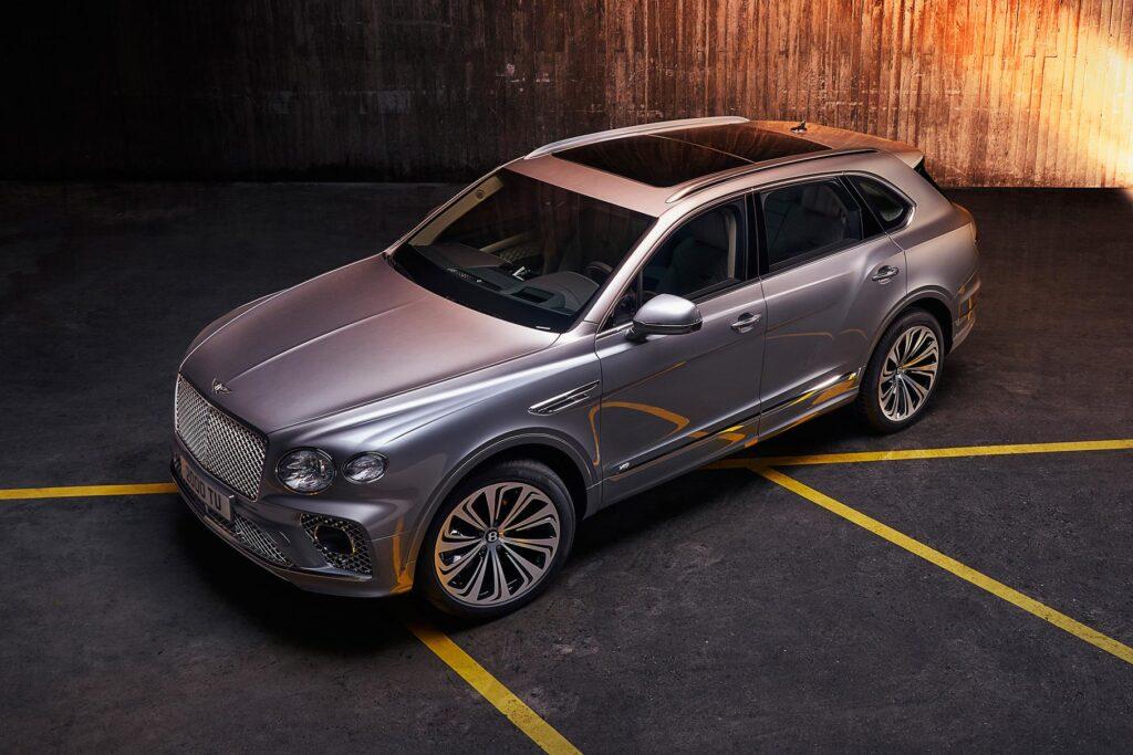 Компания Bentley анонсировала сразу четыре пакета дополнительного оборудования своего люксового внедорожника Bentayga