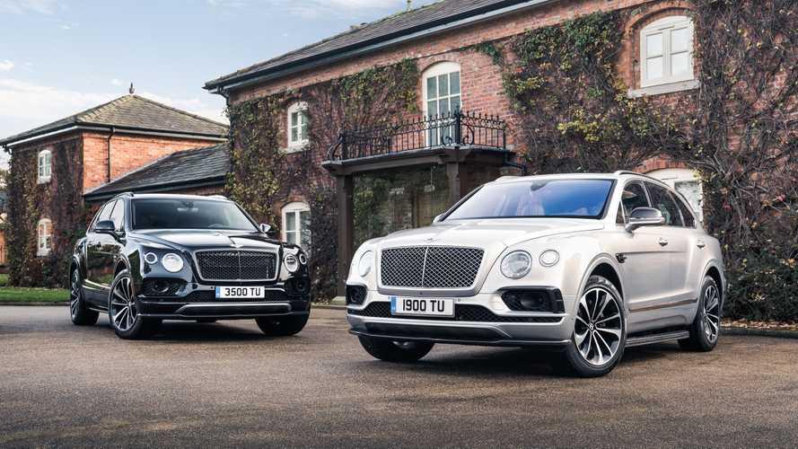 Bentley отзовет 19 автомобилей из России