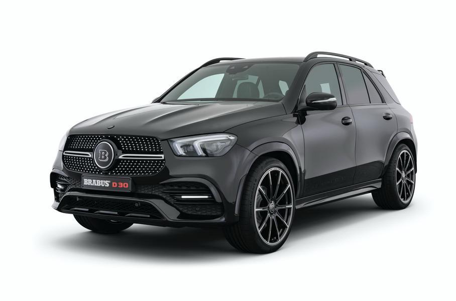 В случае с трехсотым Mercedes-Benz GLE производительность увеличится до 305 лошадиных сил и 690 Нм крутящего момента