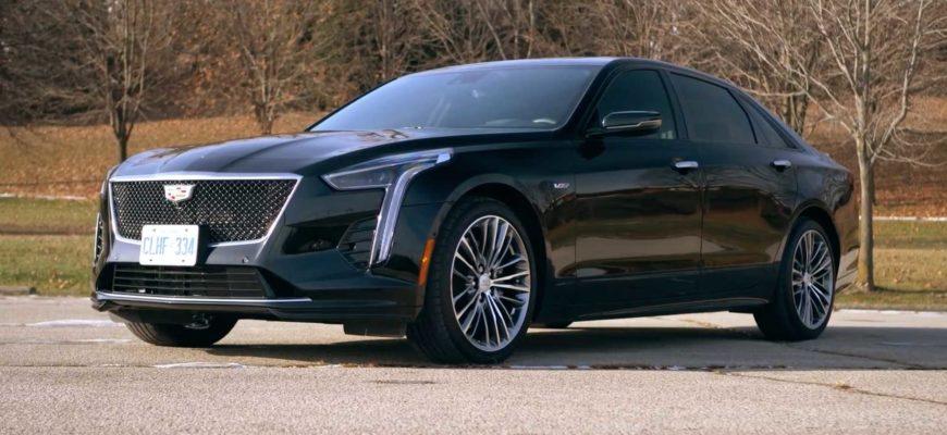 Cadillac продаст свой самый мощный двигатель в Италию