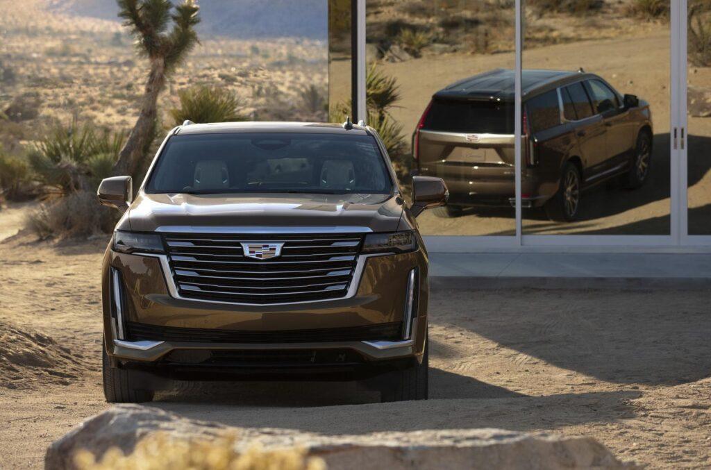 Автомобильный концерн General Motors придумал новое имя для своего бренда Cadillac