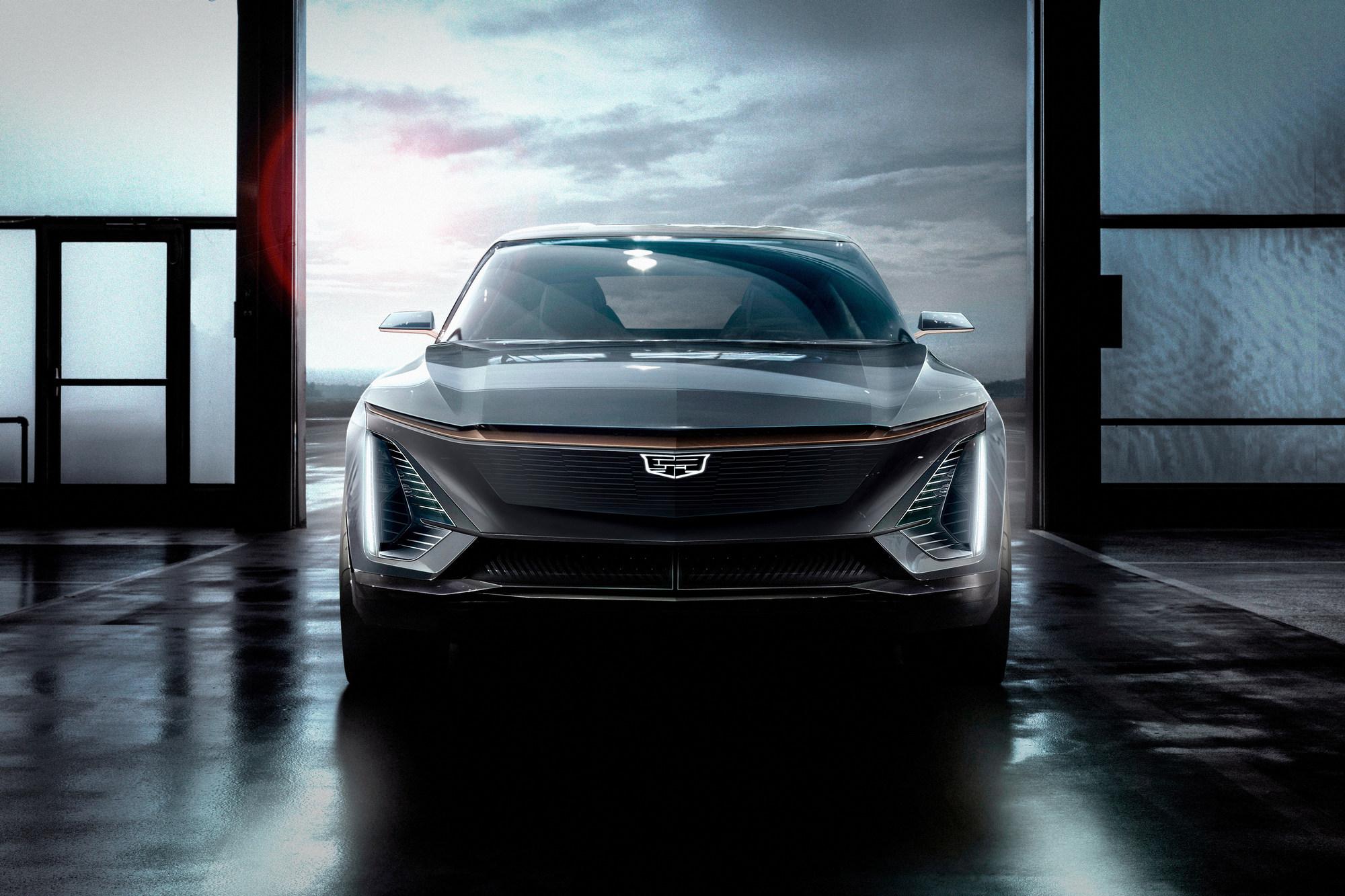 Cadillac зарегистрировал новое торговое имя для своего будущего электромобиля