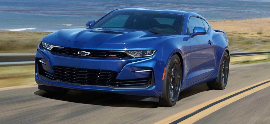 Chevrolet Camaro получит электрическую модификацию?