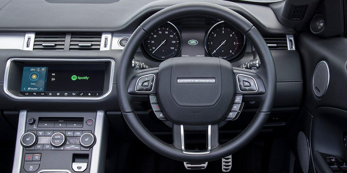 Для Jaguar и Land Rover в России станет доступна новое музыкальное приложение