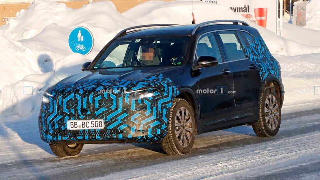 Предполагается, что автономный ход электрокаров от Mercedes составит до 600 км