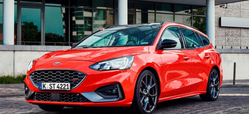 Двигатель нового Ford Focus можно будет улучшить через смартфон