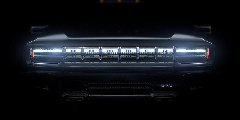 Hummer вернется в виде электрокара мощностью 1000 лошадиных сил