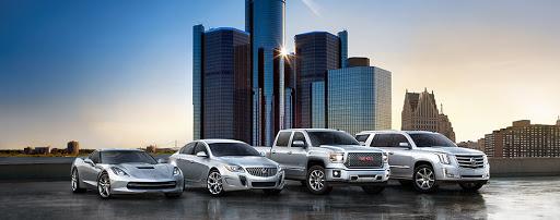 Американский автомобильный концерн General Motors намерен значительно увеличить свои расходы к 2025 году