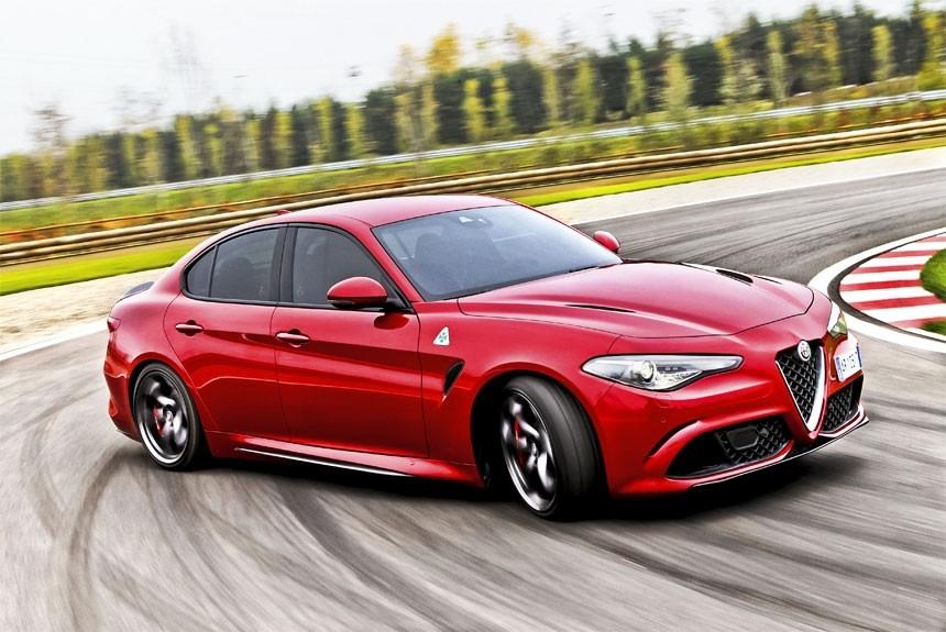 В последнее время новости об Alfa Romeo стали редким явлением