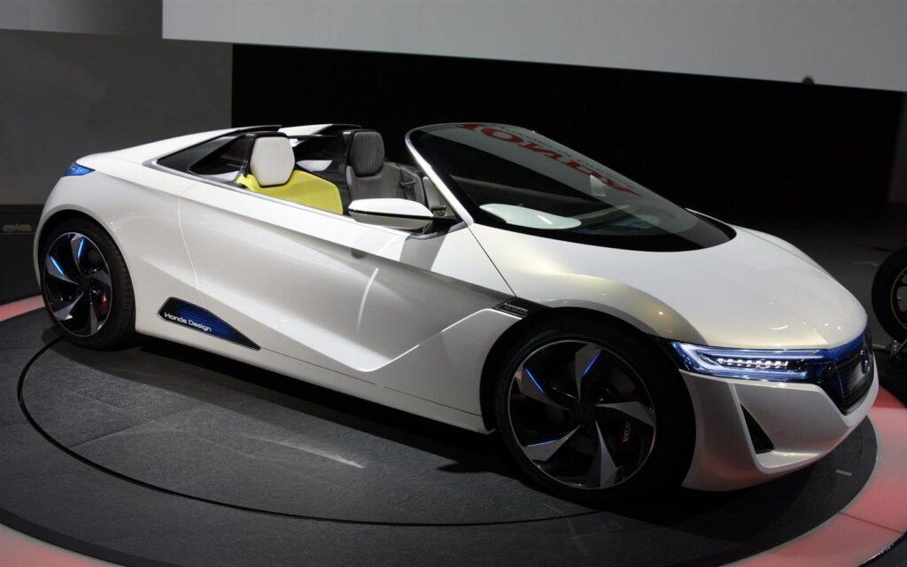 Один из концептов Honda