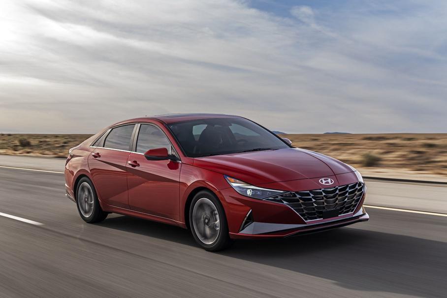 Состоялась премьера нового поколения седана Hyundai Elantra