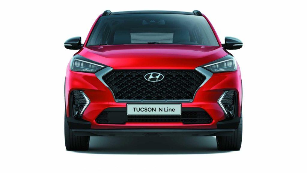 В России стартовали продажи кроссовера Hyundai Tucson N Line