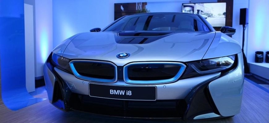 Компания BMW полностью готова к онлайн-продажам в РФ