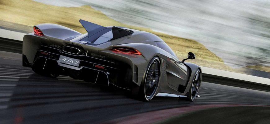 Новый Koenigsegg не могут испытать из-за отсутствия подходящей трассы