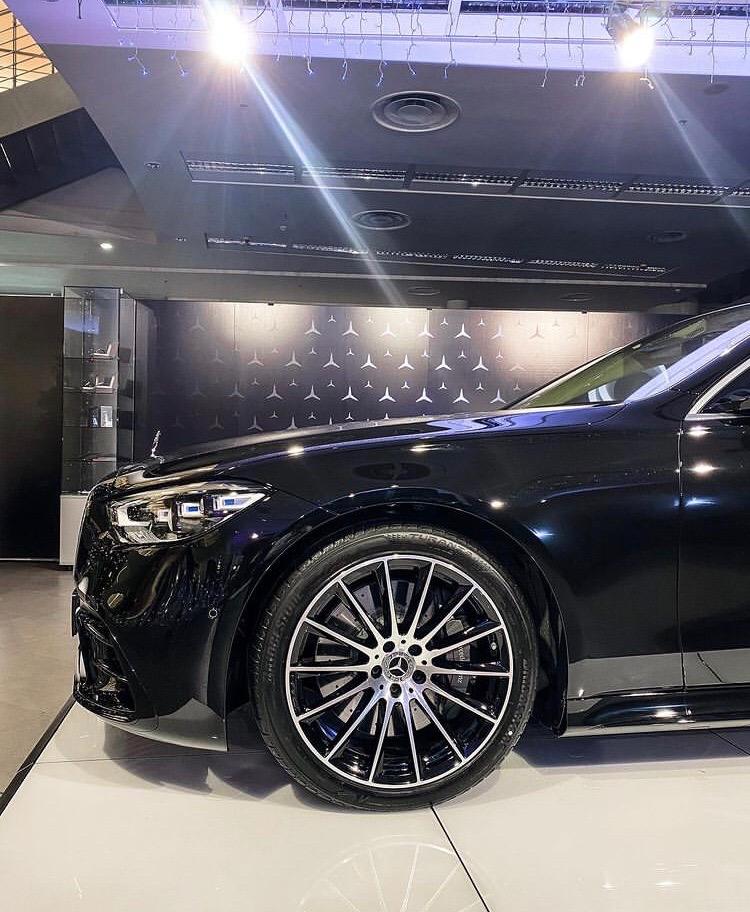 Mercedes-Benz S-class w223 - подарок, о котором мечтают многие