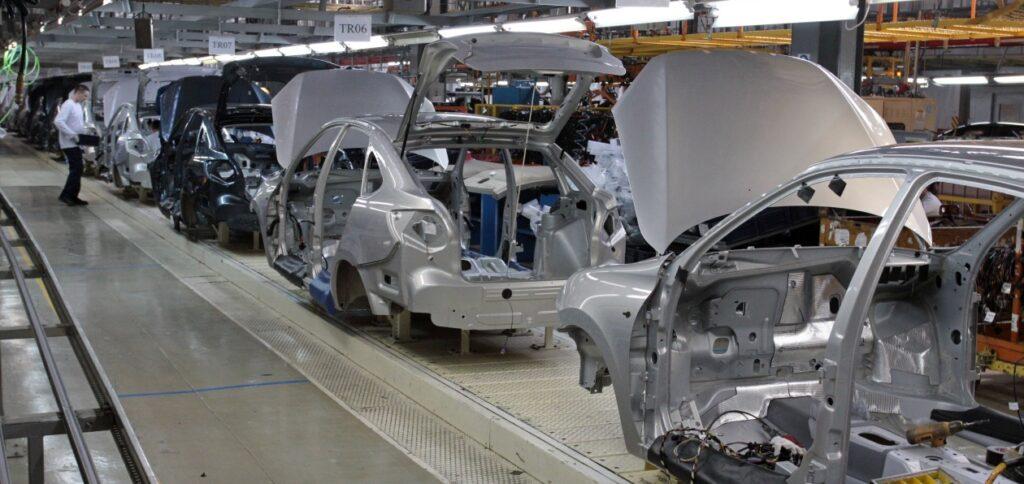 Были оптимизированы сборочные конвейеры, улучшен контроль качества производства