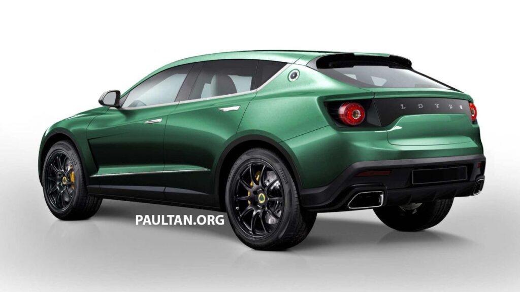Lotus обзаведется еще одним электромобилем, теперь в кузове кроссовер