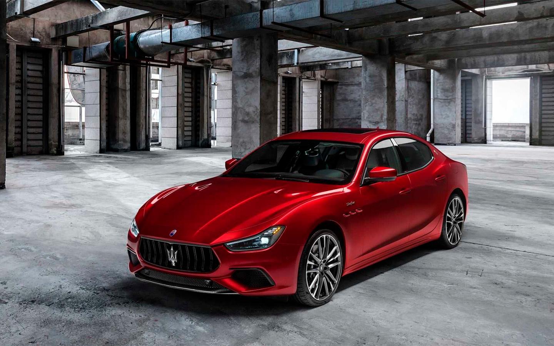 Maserati показала свои самые быстрые седаны в истории