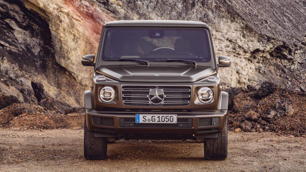 Представители компании Mercedes-Benz подтвердили, что Mercedes-Benz G-Class станет полностью электрическим