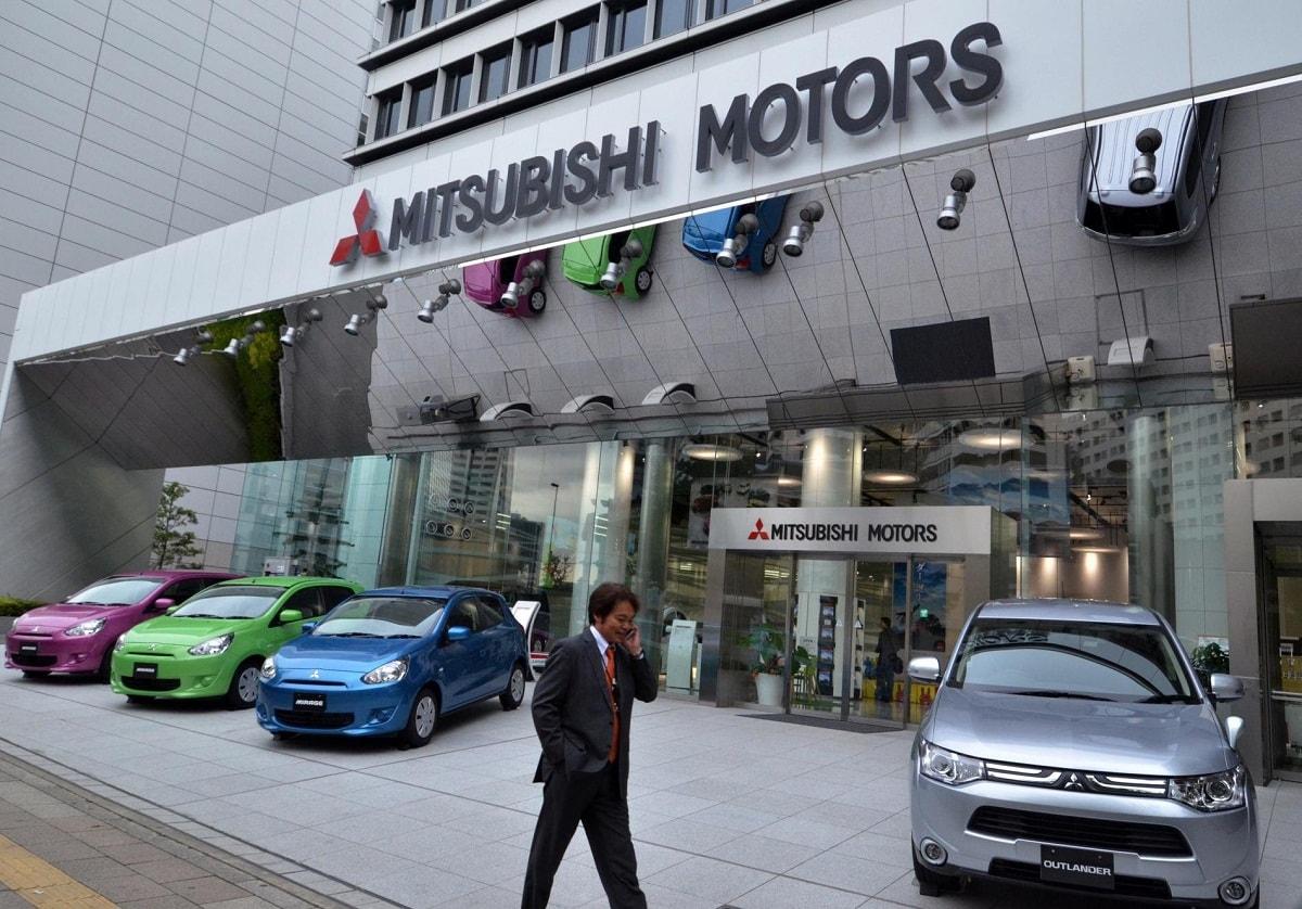 Mitsubishi сворачивает свое присутствие в Европе
