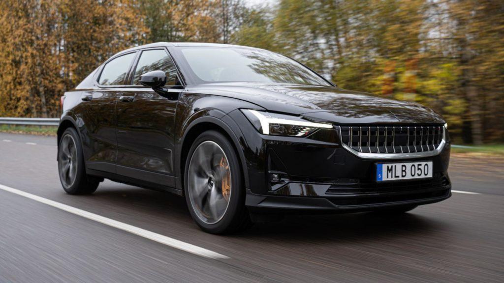 Руководство компании Polestar 2 ожидает, что их электрический фастбэк составит конкуренцию автомобилю Tesla Model 3