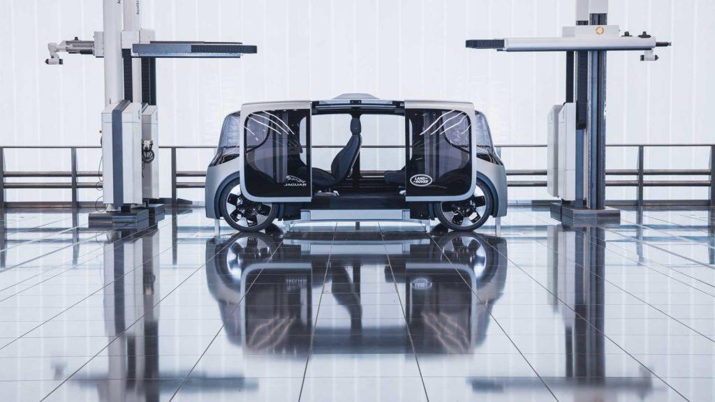 Vector может стать основой для ряда будущих автотранспортных средств