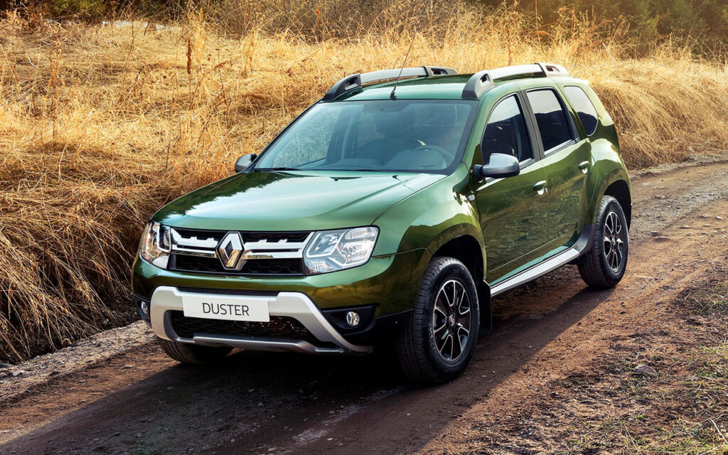 Duster 2019 MY