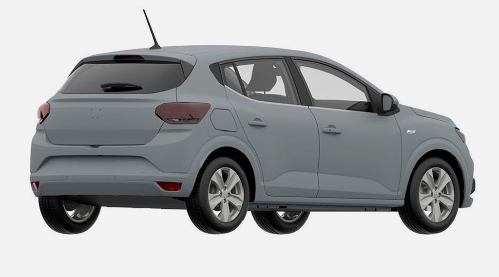 Renault Sandero следующего поколения