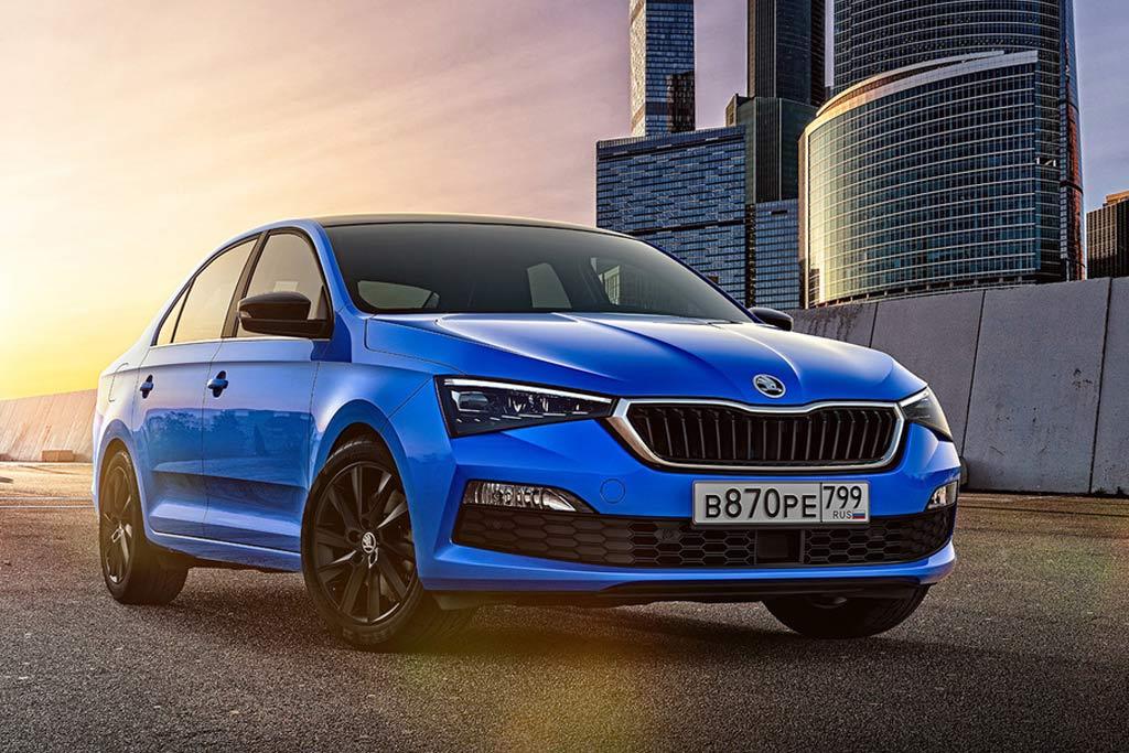 Российский завод Volkswagen, которой находится в Калуге, в ближайшее время сократит производство автомобилей модели Skoda Rapid
