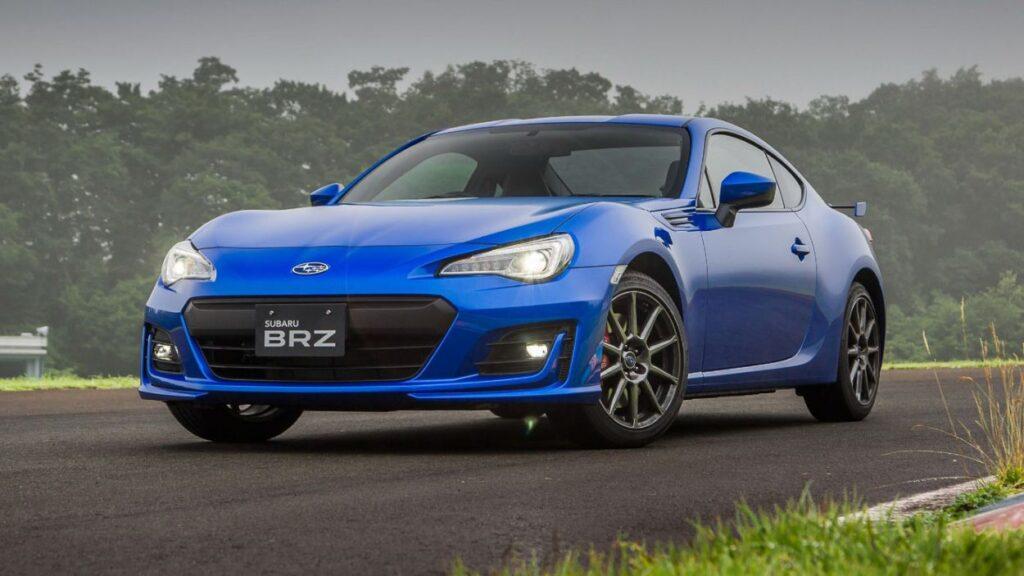 Автомобильная компания Subaru приняла решение прекратить выпуск своей спортивной модели BRZ