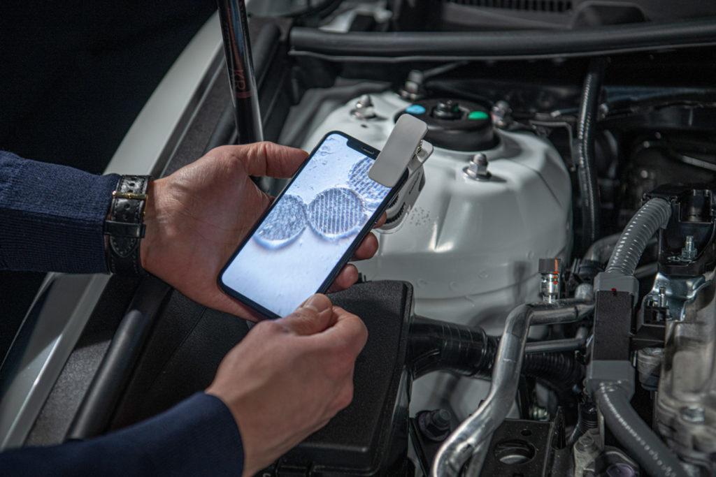 В Южной Африке с 2012 года законодательно введена практика обязательной маркировки всех новых автомобилей