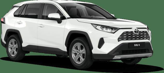 Toyota RAV4, вид спереди