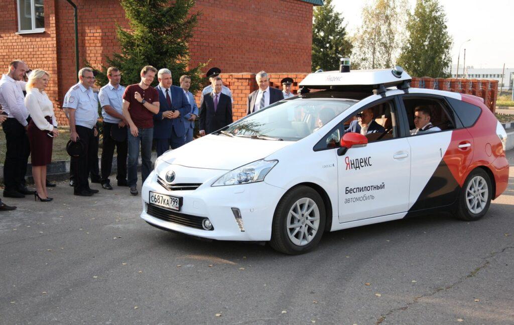 В случае одобрения этого новшества автомобиль, на котором будет приниматься экзамен будет снабжен системой автопилотирования