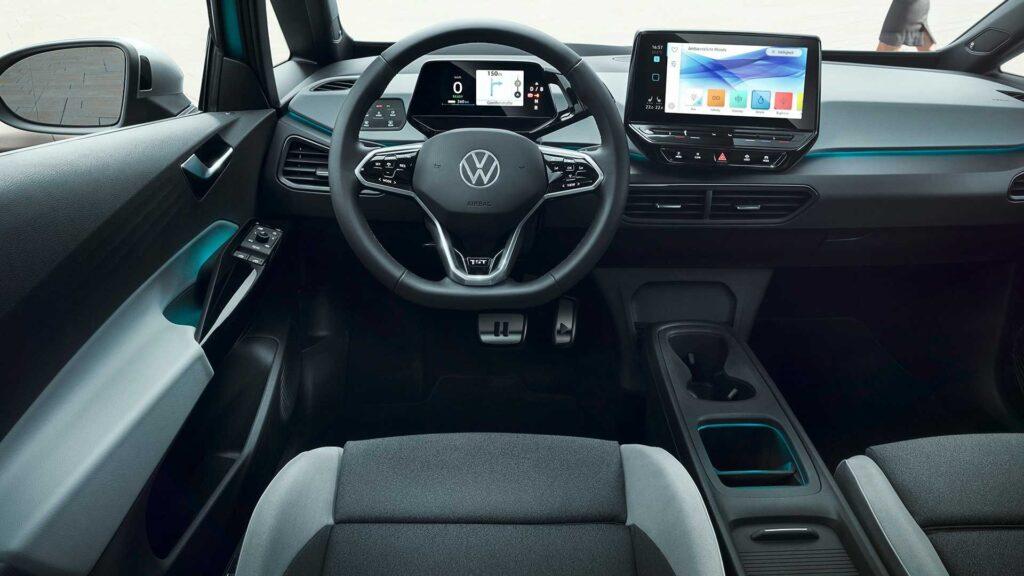 Салон Volkswagen ID.3