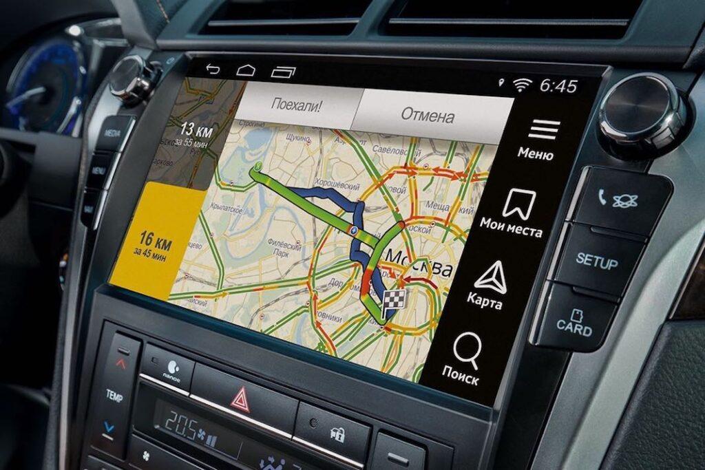 Отметим, что функционал навигатора можно отдельно включить или выключить при использовании «Яндекс.Карт»