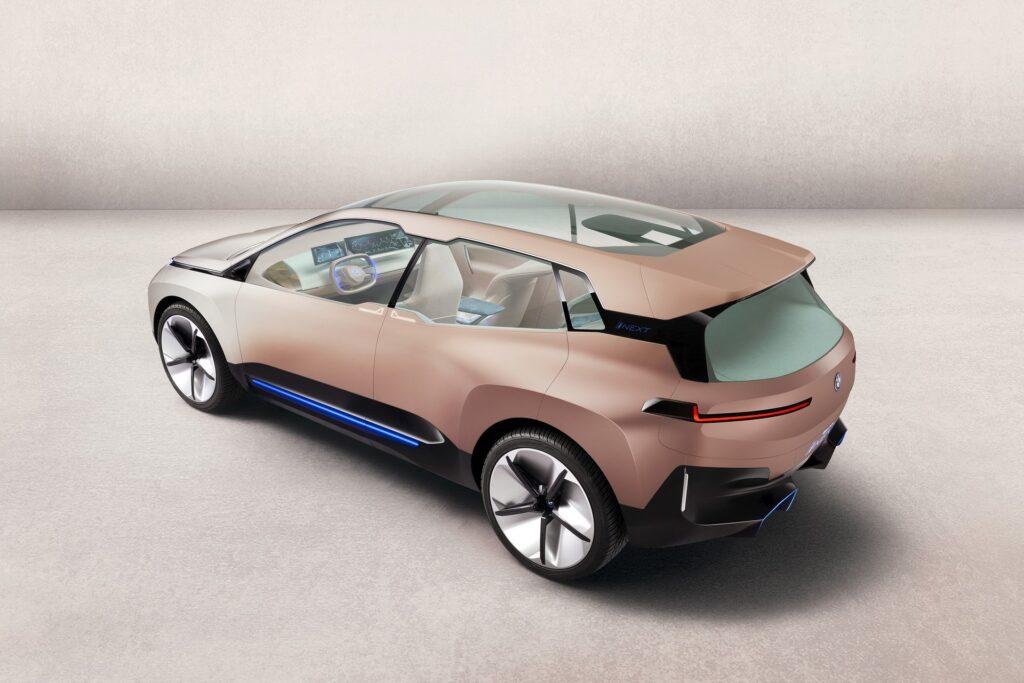 Концепт BMW iNext