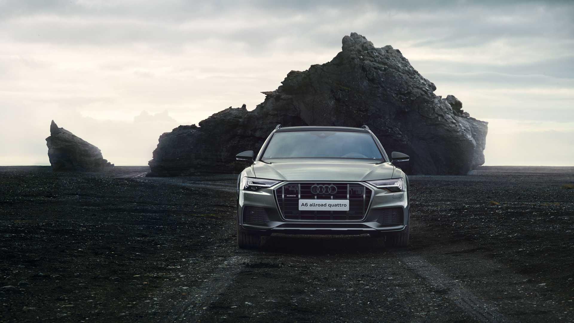 Audi начнет продажи лимитированной версии универсала Allroad