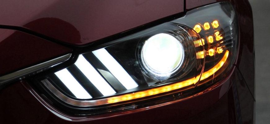 Все новые авто в Японии будут оснащены «умным» светом