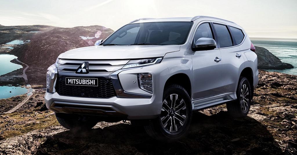 Mitsubishi рассказала подробности о новом Pajero Sport для России