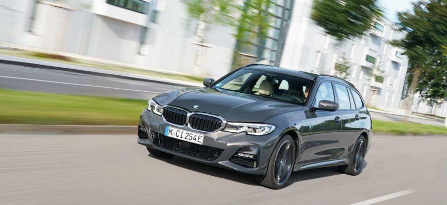 BMW 3 и 5 серии обзавелись новыми гибридными установками