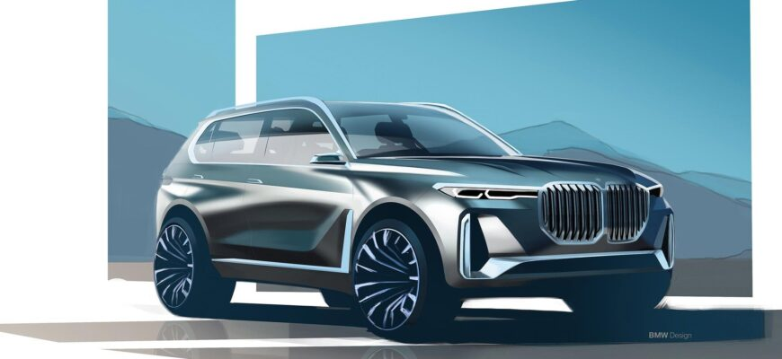 Новинка от BMW будет выпущена под другой маркой?