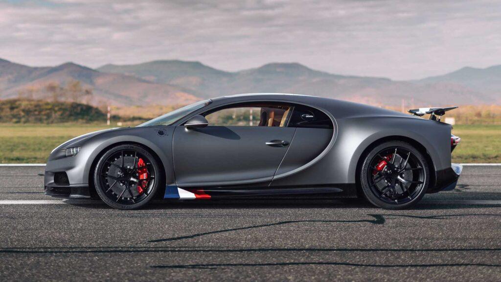 Bugatti Chiron - 2