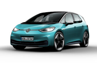 Электромобиль Volkswagen ID.3 установил рекорд продаж европейского рынка
