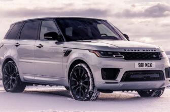 Аренда Range Rover по подписке в РФ подешевела